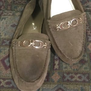 NEW-COACH loafers